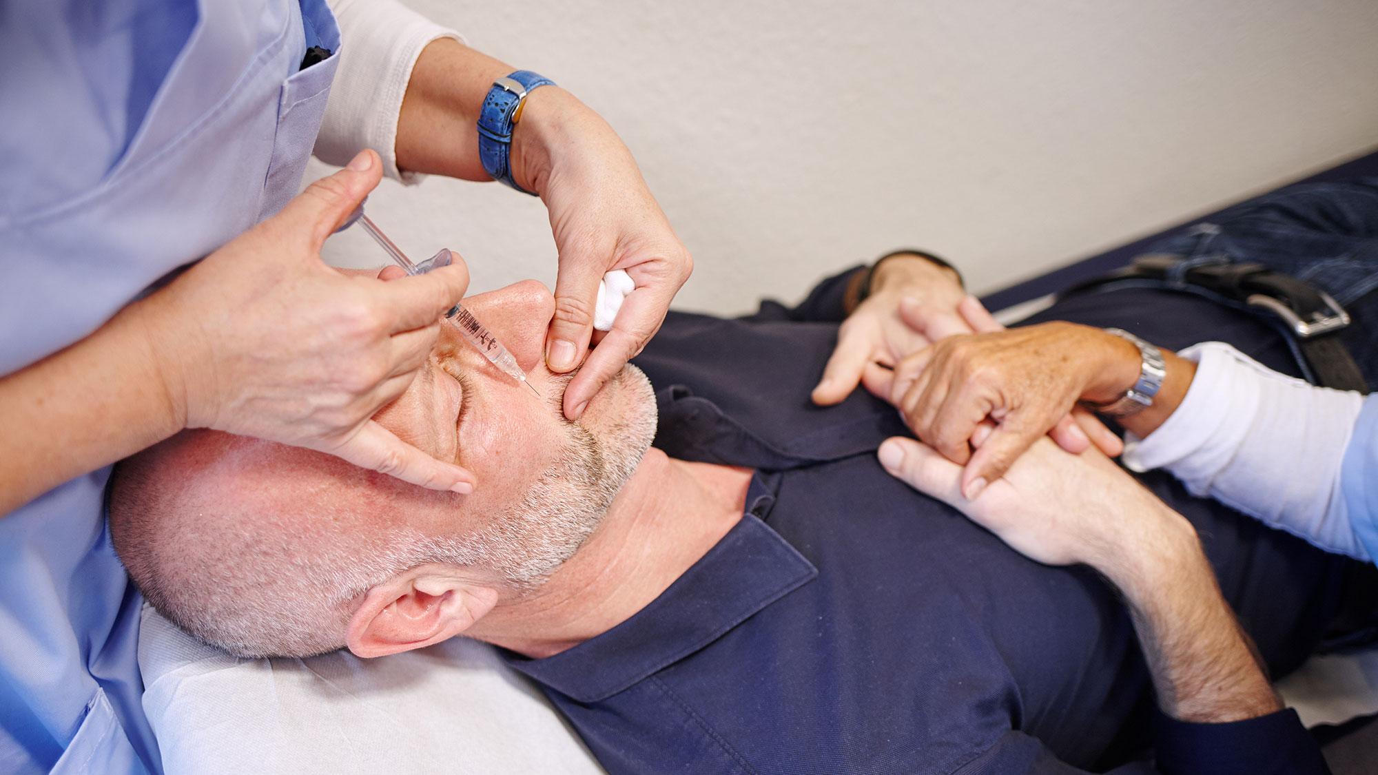Gesichts-Ästhetik non-operativ